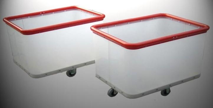 Prádelní vozíky namáčecí